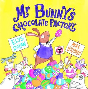 Mr Bunny\'s Chocolate Factory