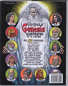 Robert Crumb's Book of Genesis