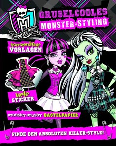 Monster High - Monster Styling