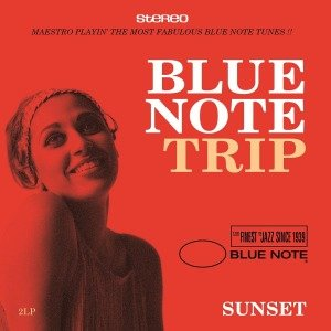 Blue Note Trip 2 Vol.1-Sunset