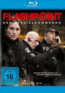 Flashpoint - Das Spezialkommando, Staffel 6