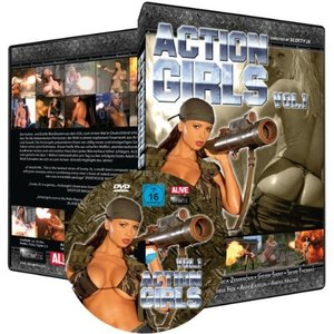 Actiongirls Vol. 1