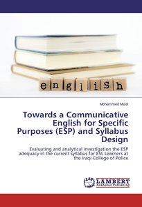 Towards a Communicative English for Specific Purposes (ESP) and