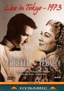 Corelli Und Tebaldi Live