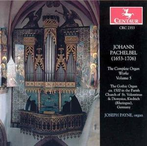 Sämtliche Orgelwerke Vol.5