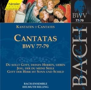 Kantaten BWV 77-79