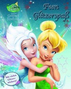 Disney - Tinkerbell und das Geheimnis der Feenflügel Stickerbuch