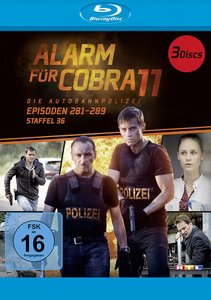 Alarm für Cobra 11 St.36 BD