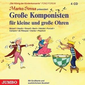 Grosse Komponisten Für Kleine Und Grosse Ohren