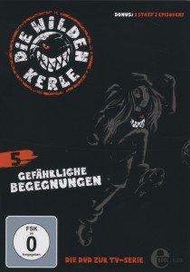 (5)DVD z.TV-Serie