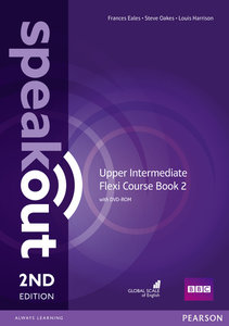 Speakout Upper Intermediate Flexi Coursebook 2 Pack
