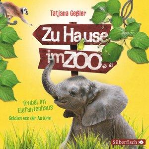 Zu Hause im Zoo, Band 2: Trubel im Elefantenhaus