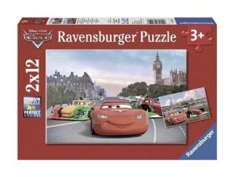 Ravensburger 075546 - McQueen und Freunde - zum Schließen ins Bild klicken
