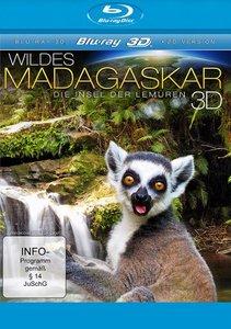 Wildes Madagaskar 3D - Die Insel der Lemuren
