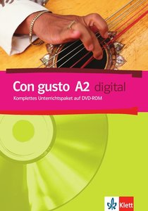 Con gusto. A2 digital. DVD-ROM