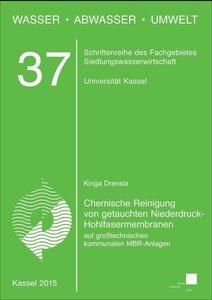 Chemische Reinigung von getauchten Niederdruck-Hohlfasermembrane