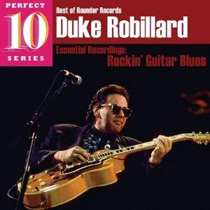 Best Of Rounder: Rockin Guitar Blues