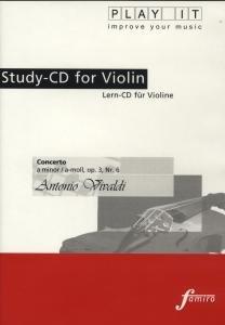 Concerto op. 3, Nr. 6, a-moll