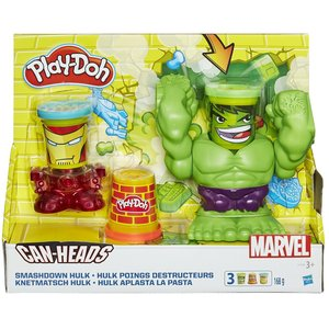 Play-Doh Marvel Knetmatsch Hulk