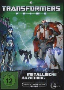 "Transformers Prime 05 ""Metallische Anziehung"""