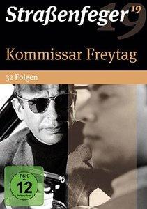 Straßenfeger 19 - Kommissar Freytag