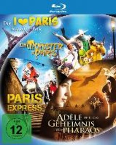 Luc Besson Paris Blu-ray Box
