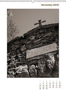 Romanische Kleinodien (Wandkalender 2016 DIN A3 hoch)