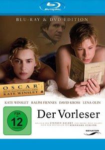 Der Vorleser-Blu-Ray+DVD