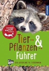 Tier- und Pflanzenführer. Kindernaturführer