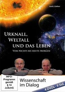 Urknall, Weltall und das Leben 1-4