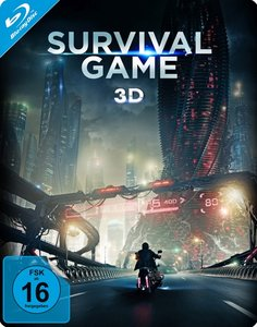 Survival Game-3D Steelbook (