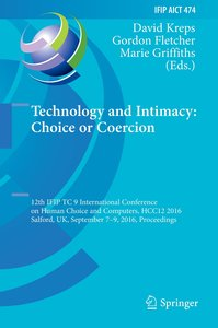 Technology and Intimacy: Choice or Coercion