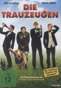 Die Trauzeugen (DVD)