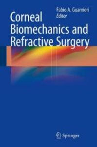 Corneal Biomechanics and Refractive Surgery