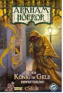 Heidelberger Spieleverlag HEI00138 - Arkham Horror: König in Gel