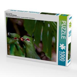 Ein Motiv aus dem Kalender Tiernahaufnahmen 1000 Teile Puzzle qu