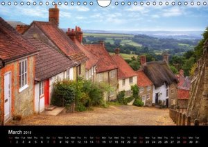 South West England (Wall Calendar 2015 DIN A4 Landscape)
