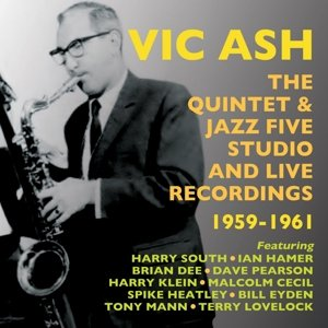 The Quintet & Jazz Five Studio & Live Rec.1959-61