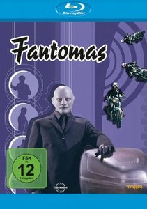 Fantomas BD