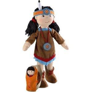 Haba 5197 - Puppe: Sihu, 38 cm