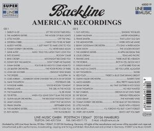 Backline Vol.19