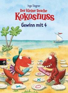 """Der kleine Drache Kokosnuss - """"Gewinn mit 4"""""""