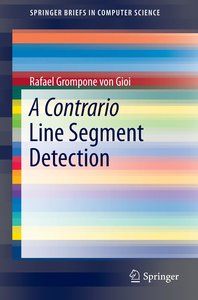 A Contrario Line Segment Detection