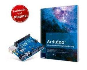 Arduino Microcontroller-Programmierung + Original Uno Platine