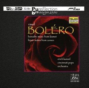 Bolero-UHD-CD 32 bit-Mastering