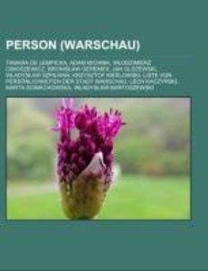 Person (Warschau)