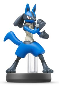 Amiibo Super Smash Bros. Collection - No. 21 LUCARIO