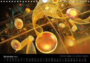 Strange New Worlds / UK-Version (Wall Calendar 2015 DIN A4 Lands