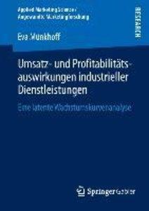 Umsatz- und Profitabilitätsauswirkungen industrieller Dienstleis
