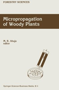 Micropropagation of Woody Plants